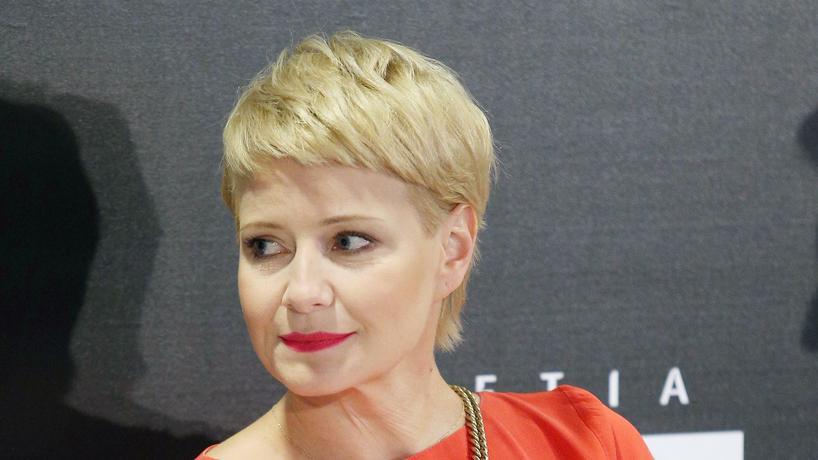 Małgorzata Kożuchowska na Festiwalu Off Camera