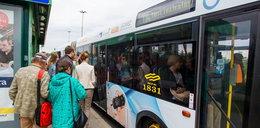 Bez tramwajów na PST. Tłoczono, a bilety droższe niż wcześniej