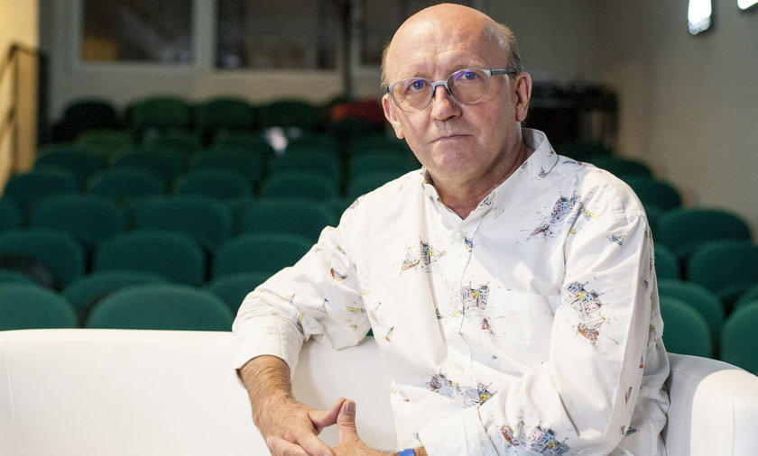 Artur Barciś jest zwolennikiem szczepień.