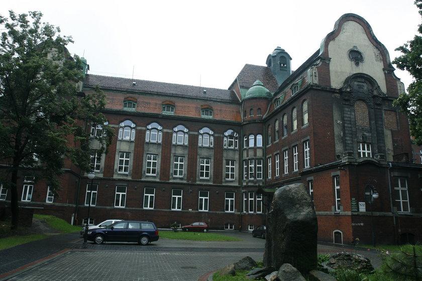 Budynek dyrekcji Huty Batory