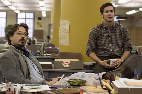 Robert Dauni Džunior i Džejk Gilenhal u filmu