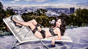 Megan Fox w seksownej reklamie bielizny
