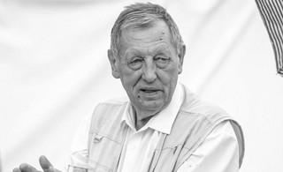 Nie żyje były minister środowiska Jan Szyszko