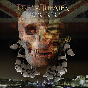 "Dream Theater - ""Distant Memories - Live in London"""