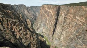 USA - Park Narodowy Czarnego Kanionu Gunnison