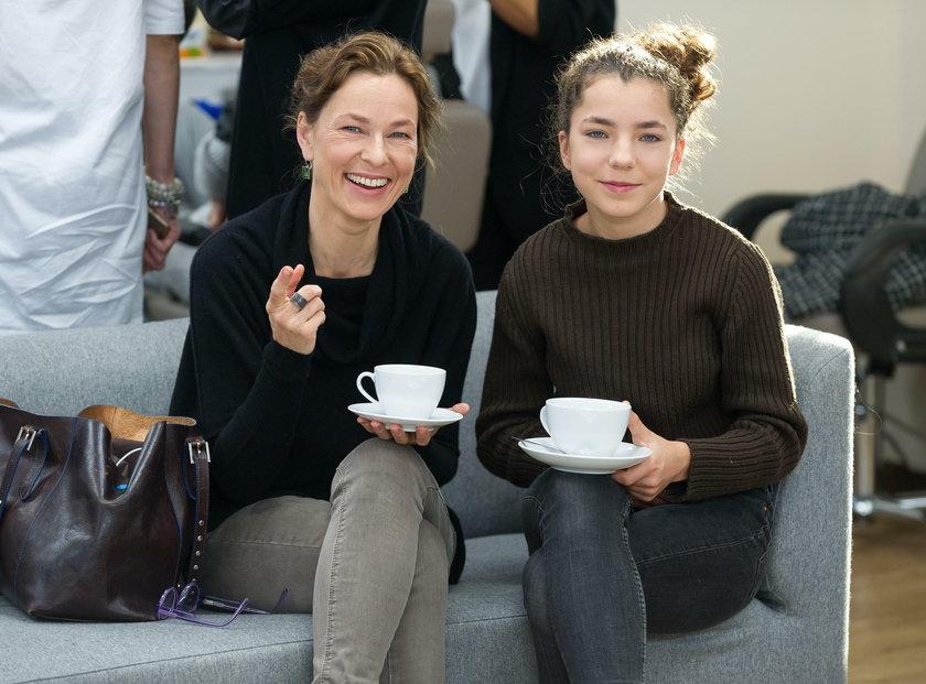 Aleksandra Justa i Bronia Zamachowska