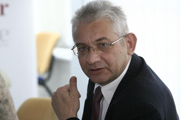 """Ludwik Dorn nie musi przepraszać znanego adwokata Wojciecha Brochwicza za swe słowa, że symbolizuje on """"patologie służb specjalnych"""". Fot. GP"""