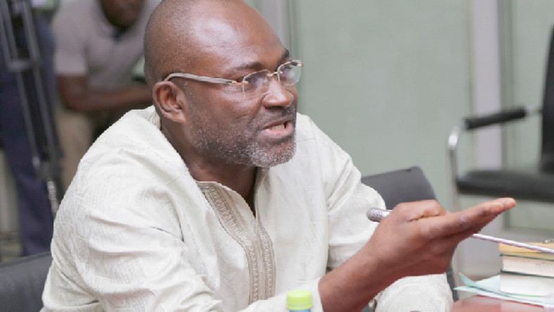 Assin Central MP, Kennedy Agyapong