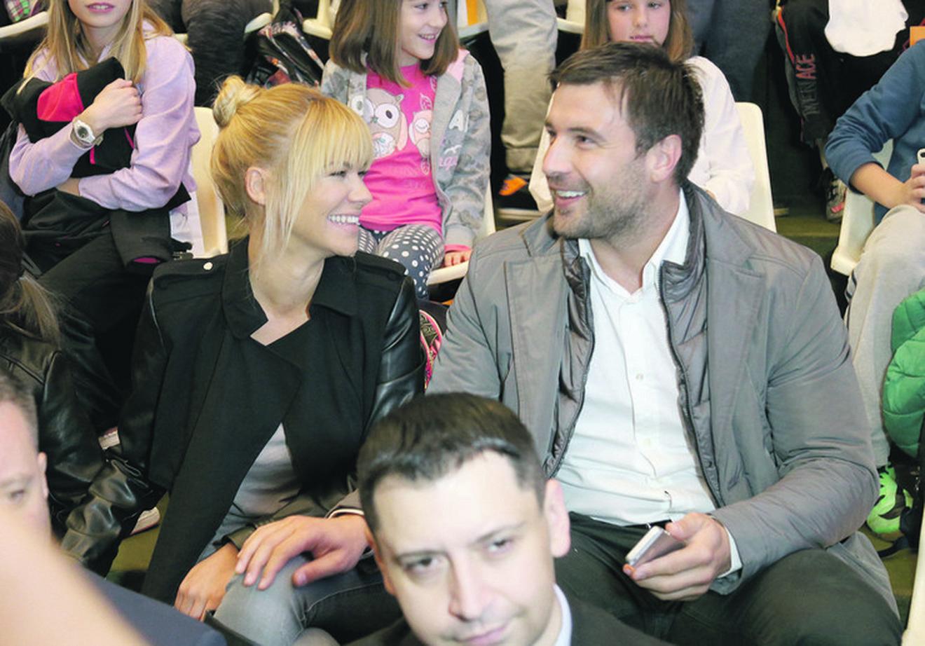 Nataša i Ljuba Jovanović