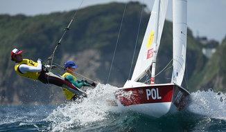 Znakomita postawa polskich żeglarek. Po czterech wyścigach są liderkami