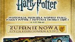"""""""Harry Potter"""": pierwsze cztery części w wydaniu kolekcjonerskim na DVD"""