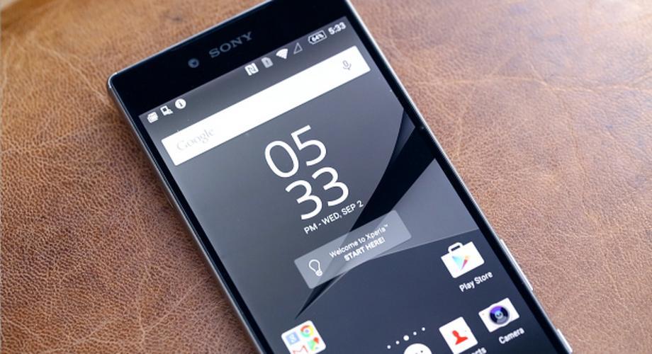 4K-Smartphone: Sony Xperia Z5 Premium im Hands-on-Video