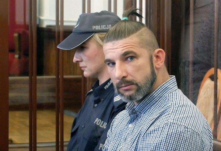 Krystian Leszuk dostał dożywocie za zabójstwo