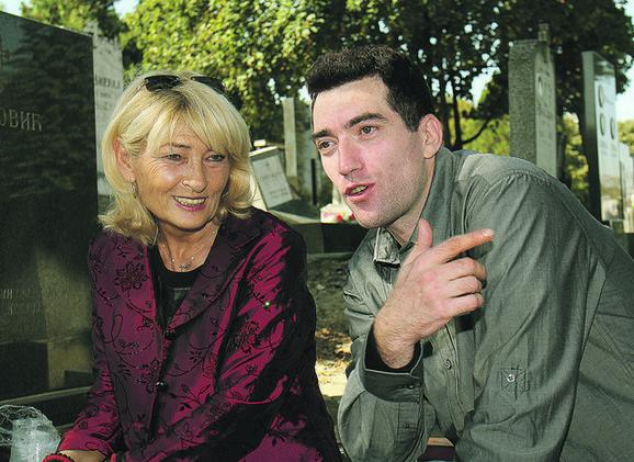Gordana i Aleksandar Zdravković