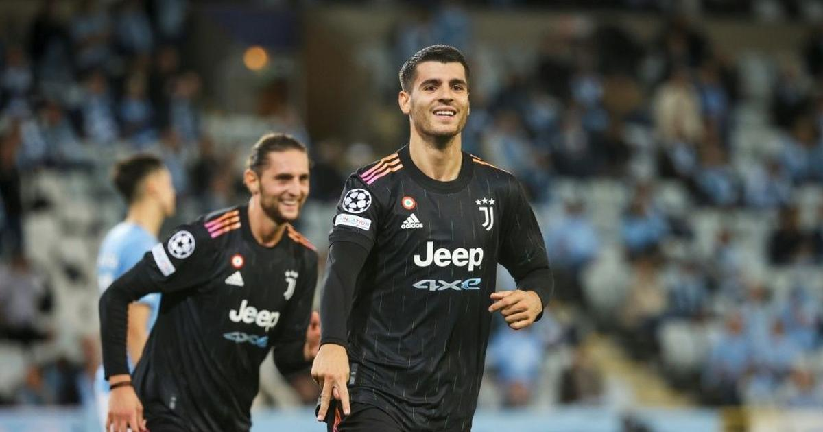 Juventus forget domestic struggles to crush Malmo