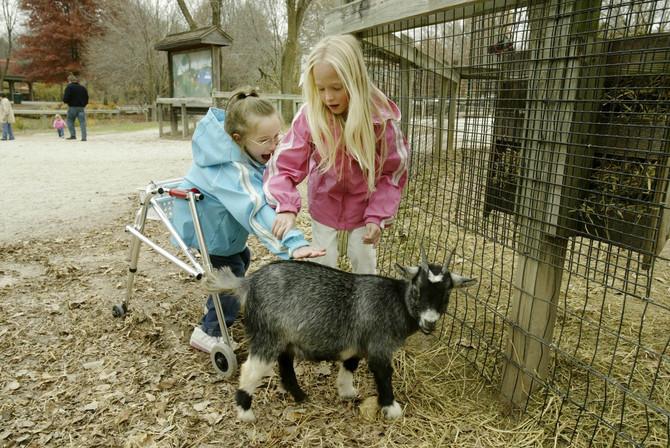 Dvoje dece rođeno je sa cerebralnom paralizom
