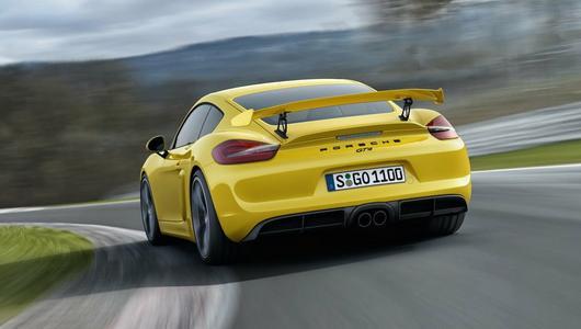 Porsche szykuje mocniejszego Cayman GT4 (RS?)