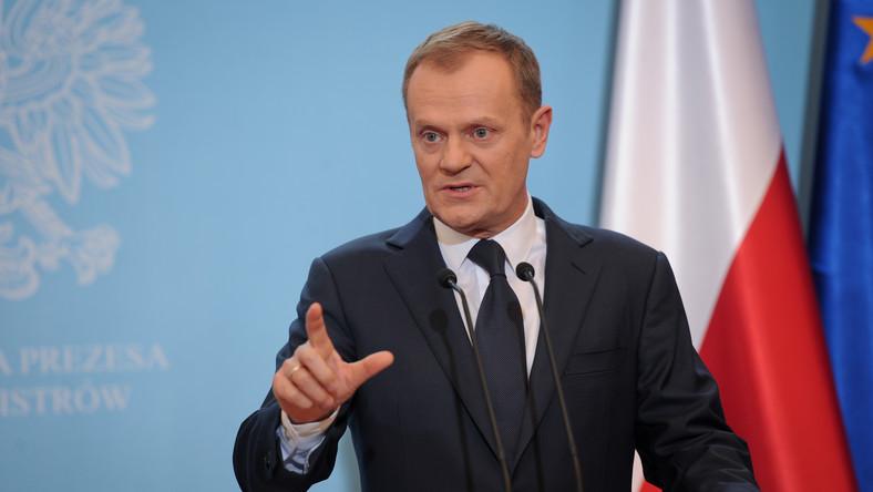 Tusk uważa, że europarlament dogada się z Komisją Europejską w sprawie budżetu