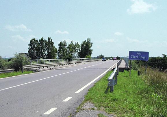 Most sa kojem se Milan bacio posle ubistva