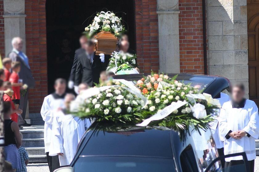 Pogrzeb Polki, która z synkiem zginęła w Grecji