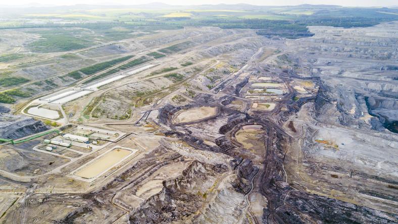 Kopalnia węgla brunatnego w Turowie