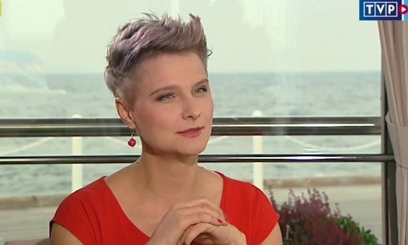 Magdalena Wałęsa w programie Dwójki