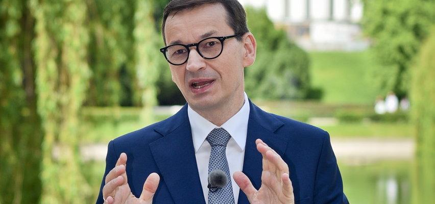 Rodziny mogą stracić 6 mld zł na Polskim Ładzie? Premier mówi co innego. Podaje przykład, w którym para zarabia 7 tys. zł