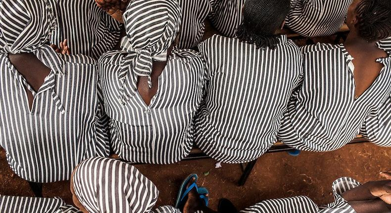 Women in prison