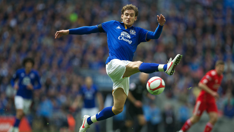 Chorwat bohaterem Evertonu