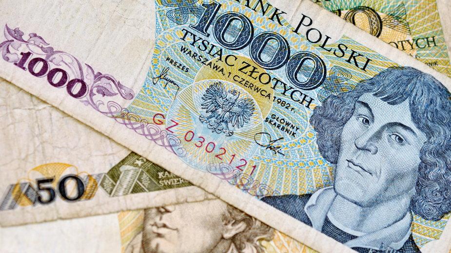 Polskie banknoty z czasów PRL - Tomasz Warszewski/stock.adobe.com