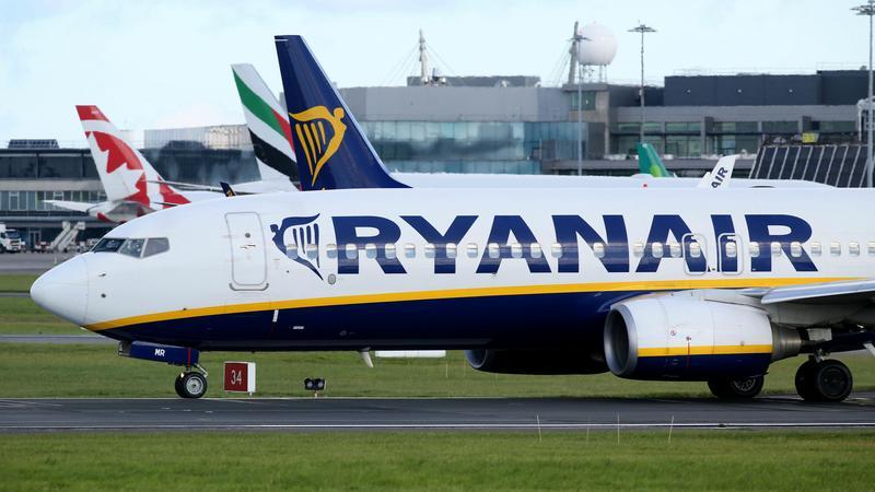 Ryanair skraca czas na odprawę przed lotem