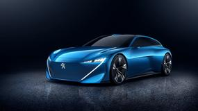 Genewa 2017: Peugeot Instinct Concept – autonomiczne coupe