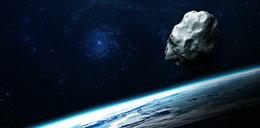 Gigantyczna asteroida blisko Ziemi