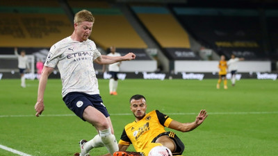 Man City want to win everything this season: De Bruyne