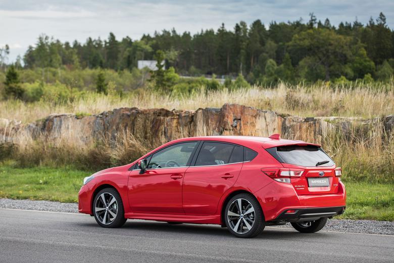 Subaru Impreza - aż się prosi o więcej mocy