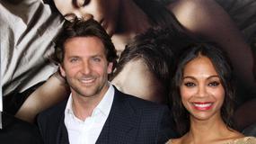Bradley Cooper i Zoe Saldana się rozstali