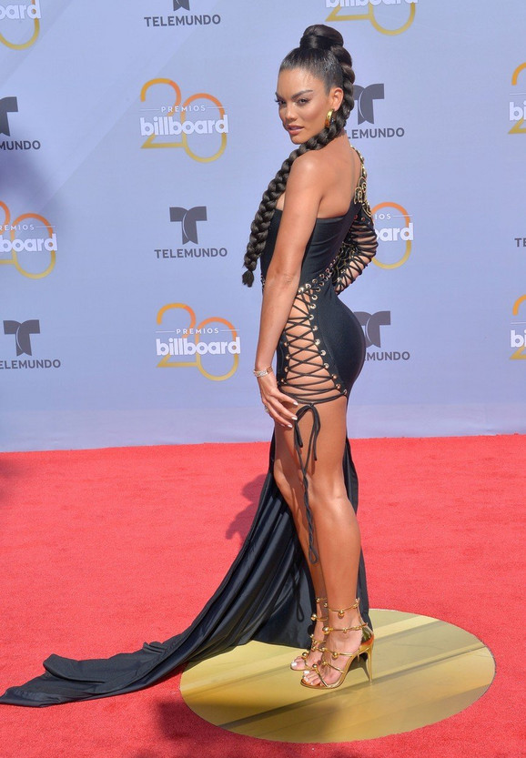 Riveri za crveni tepih ne treba veš: pre dva meseca na dodeli Bilbord latino muzičkih nagrada u Las Vegasu