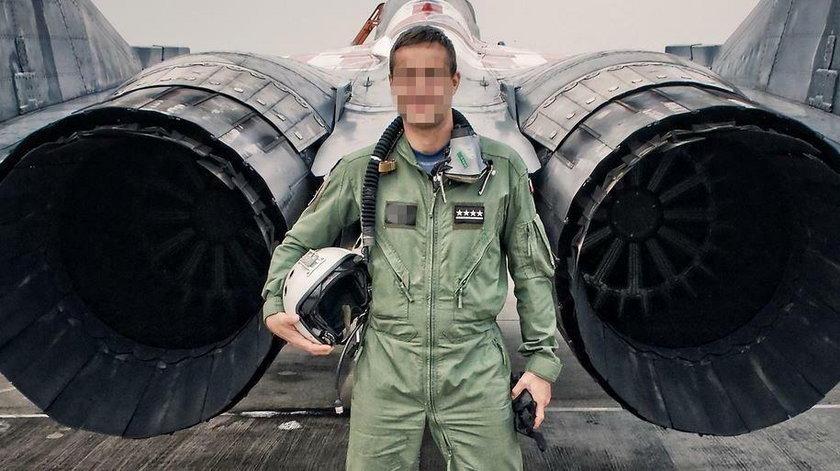 Pilot dwa razy oszukał zły los