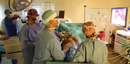Łańcuchowy przeszczep nerek - to pierwsza taka operacja w Polsce!