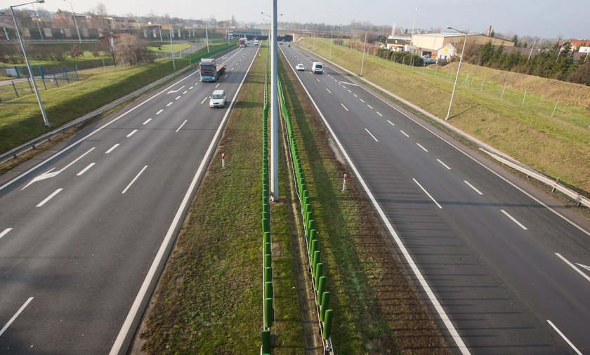 autostrada a2 poznań