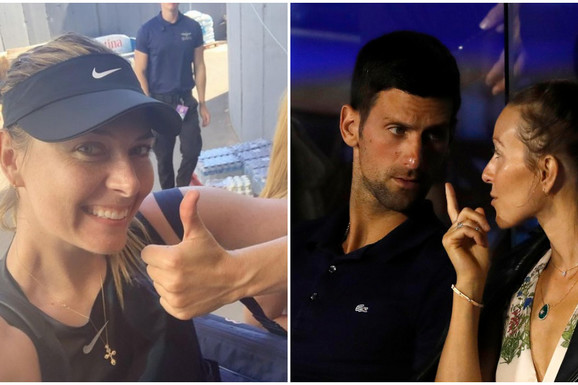 """""""REKLA JE DA ĆE ME UBITI!"""" Novak Đoković, Marija Šarapova i provod koji se pamti!"""