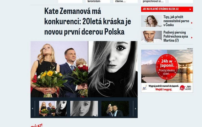 Kinga Duda porównana do Kateriny Zemanovej