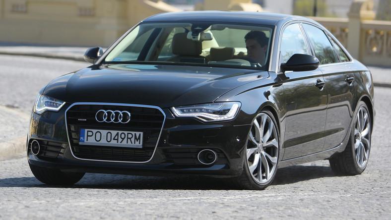 Używane Audi A6 Drogie Prestiżowe I Dobre