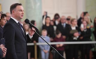 Prezydent: Jeśli będą inicjatywy dot. sankcji wobec Rosji, Polska będzie się włączała