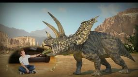 """E3: """"Wonderbook: Walking With Dinosaurs"""" - jedna z najlepszych konsolowych gier edukacyjnych w historii!"""