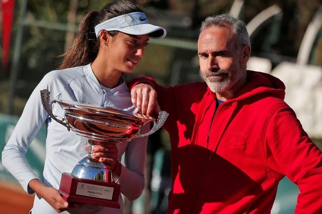 Olga Danilović i Aleks Koreča
