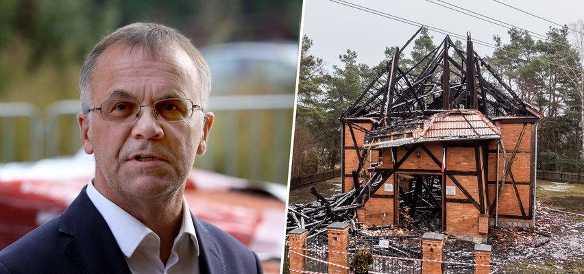 Hojny datek Ministerstwa Kultury. 400 tys. zł poszło na odbudowę spalonego kościoła