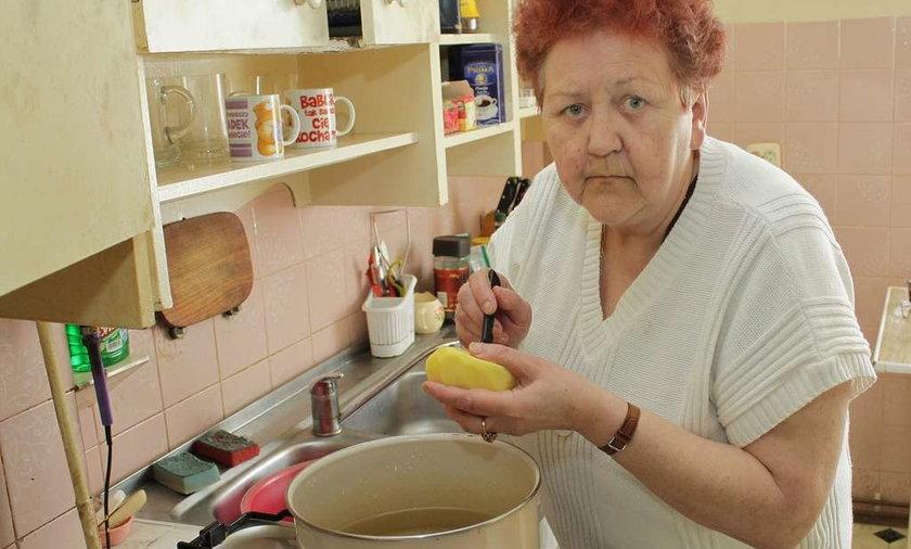Emerytka Maria Smaruj z Kołobrzegu