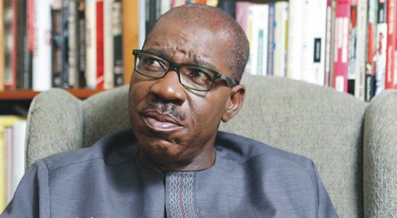 I didn't collect N65m inducement to endorse Gov. Obaseki - SDP Chairman