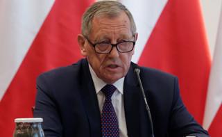 Sowa: Minister Szyszko powinien zostać zdymisjonowany